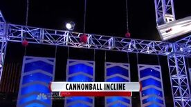 ANW6 Cannonball Incline