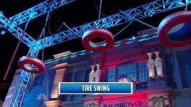 ANW7 Tire Swing