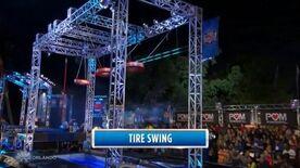ANW8 Tire Swing