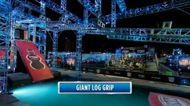 ANW8 Giant Log Grip