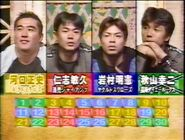 Thirty Round 1 Group 4 2000