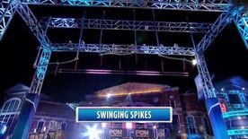 ANW7 Swinging Spikes