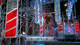 ANW9 Criss Cross Salmon Ladder