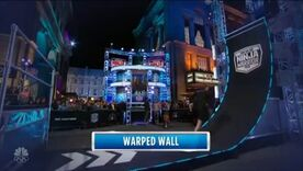 ANW8 Warped Wall