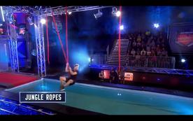 -35- Jungle Ropes