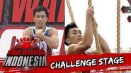 Angga Cahya 'Atlet Panjat Tebing Sasuke Ninja Warrior Indonesia 17 Jan 2016