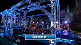 ANW7 Doorknob Arch