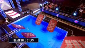 AusNW2 Quadruple Steps