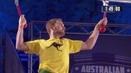 Grand Final Run (Stage 1) Fred Dorrington Australian Ninja Warrior 2017