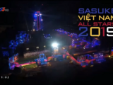 SASUKE Vietnam: All-Stars Competition 2019