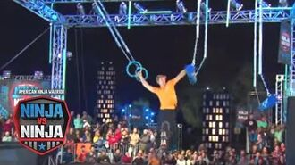 S1,E14 Sneak Peek- Nicholas Coolridge Vs. Jake Murray - American Ninja Warrior- Ninja Vs