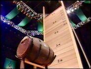 The Gallon Throw 6m20cm 2001