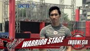 SASUKE NINJA WARRIOR INDONESIA - Angga Cahya Di Warrior Stage 20 Agustus 2017