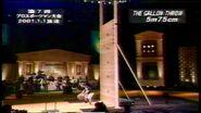 The Gallon Throw 5m75cm 2001