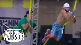 Season 2, Episode 11- Noel Reyes takes on Lorin Ball - Team Ninja Warrior