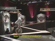 Three Tiered Ramp