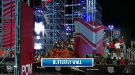 ANW8 Butterfly Wall