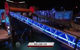 ANW4 Rolling Log
