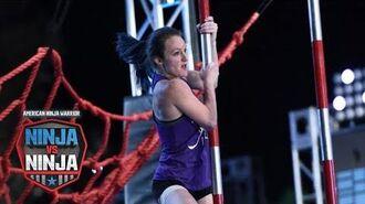 Brittany Hanks Vs. Selena Laniel (S1 E5) - American Ninja Warrior- Ninja Vs