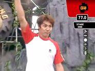Nakata Daisuke SASUKE 8