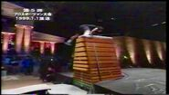 Monster Box 15 Boxes 2m26cm 1999