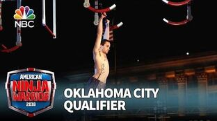 Thomas Stillings at the Oklahoma City Qualifier - American Ninja Warrior 2016