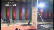 The Gallon Throw 5m00cm 1999