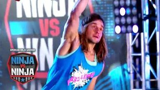 Lucas Gomes Vs. Jake Murray (S1 E3) - American Ninja Warrior- Ninja Vs