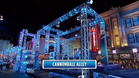 ANW7 Cannonball Alley
