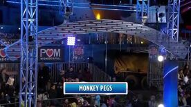 ANW7 Monkey Pegs