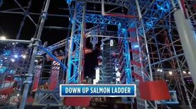ANW8 Down Up Salmon Ladder