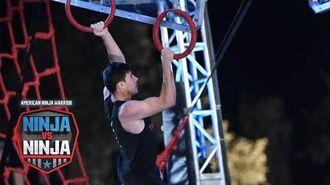 Ian Dory Vs. Andrew Lowes (S1 E4) - American Ninja Warrior- Ninja Vs