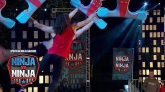 Flip Rodriguez Vs. Daniel Gil (S1 E16) - American Ninja Warrior- Ninja Vs. Ninja