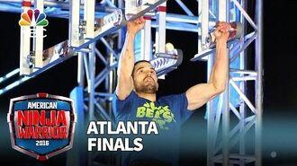 "James ""The Beast"" McGrath at the Atlanta Finals - American Ninja Warrior 2016"