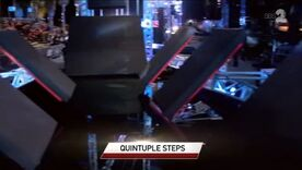 ANW5 Quintuple Steps