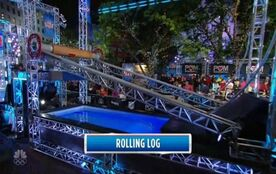 ANW8 Rolling Log