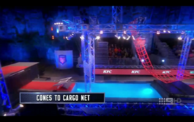 -17- Cones to Cargo Net