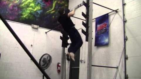 American Ninja Warrior 6 Submission - Matt Laessig