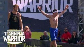 Season 2, Episode 6- Andrew Lowes Takes On Grant McCartney - Team Ninja Warrior