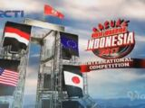 SASUKE Ninja Warrior Indonesia: International Competition