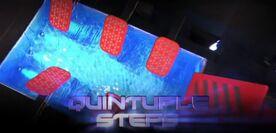NWUK3 Quintuple Steps