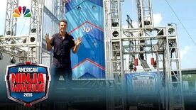 American Ninja Warrior - Crashing the Course- Los Angeles Finals (Digital Exclusive)