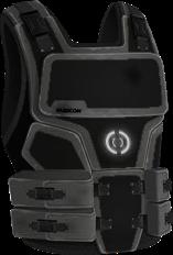 -BLACK- Trooper Vest