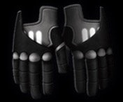 BLACK Dragonfly Gloves Mobile 0174
