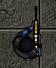The player wielding a SCAR assault rifle
