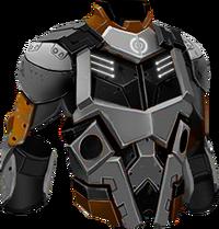 -BLACK- Medusa Vest