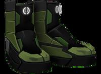 -BLACK- HVM Carbon Fibre Boots
