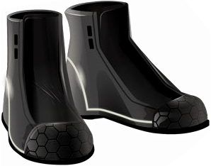 -BLACK- Shotlite Starwalk Boots