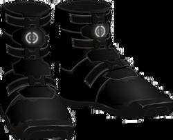 -BLACK- Trooper Boots