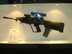 XK8 aka DAR-21